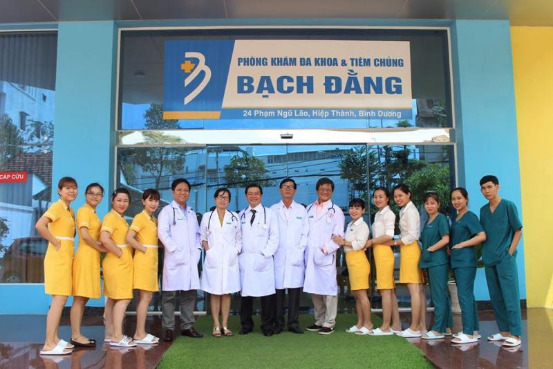 Phòng khám đa khoa Bạch Đằng