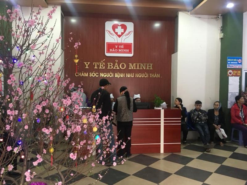 Phòng Khám Đa Khoa Bảo Minh