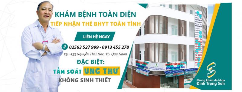 Phòng khám đa khoa Đinh Trọng Sơn
