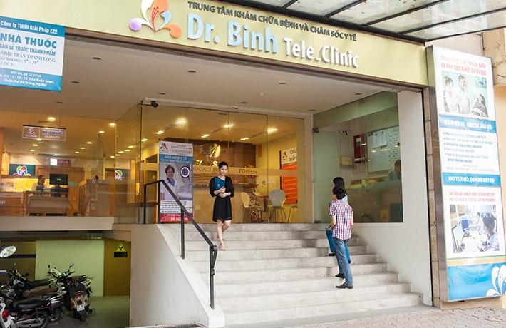 Phòng khám đa khoa Dr. Binh Tele Clinic