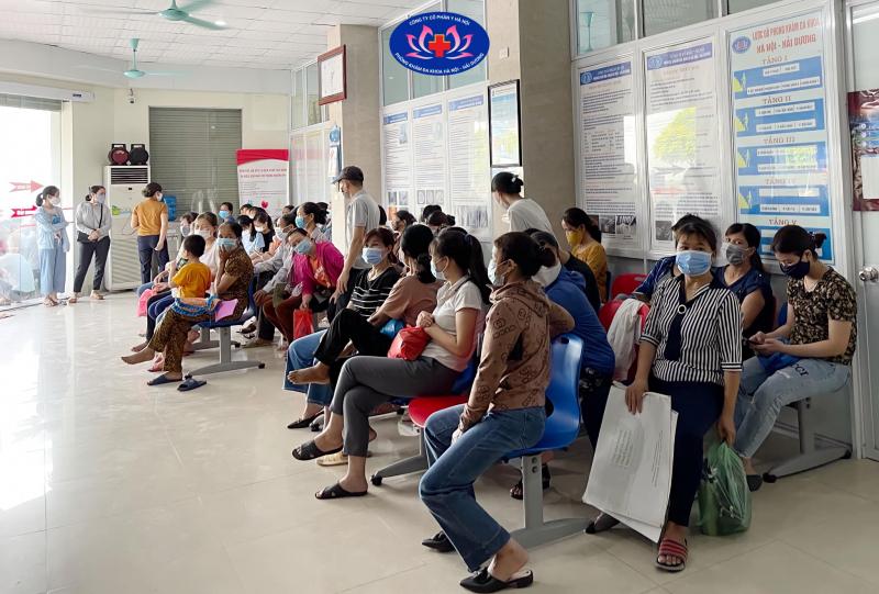Phòng khám Đa khoa Hà Nội - Hải Dương