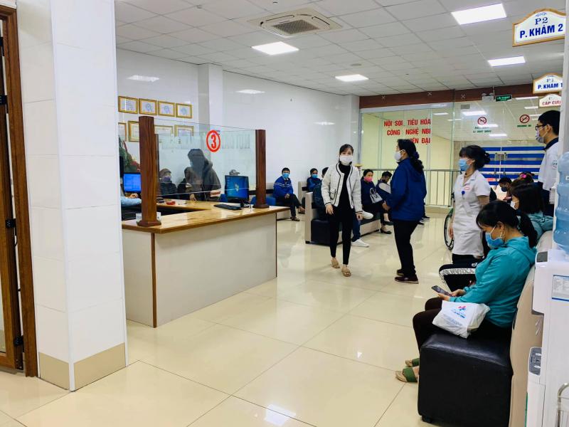 Phòng khám Đa Khoa Hải Anh