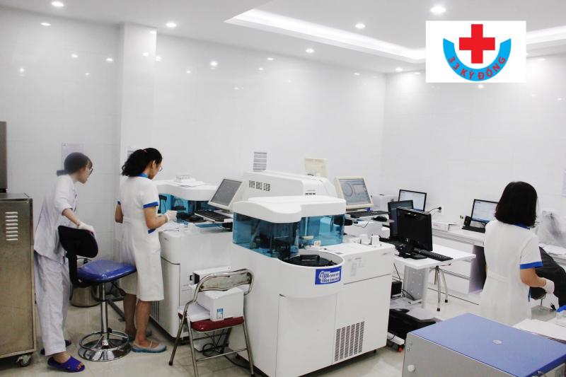 Phòng khám đa khoa Hải Phòng 33 Kỳ Đồng