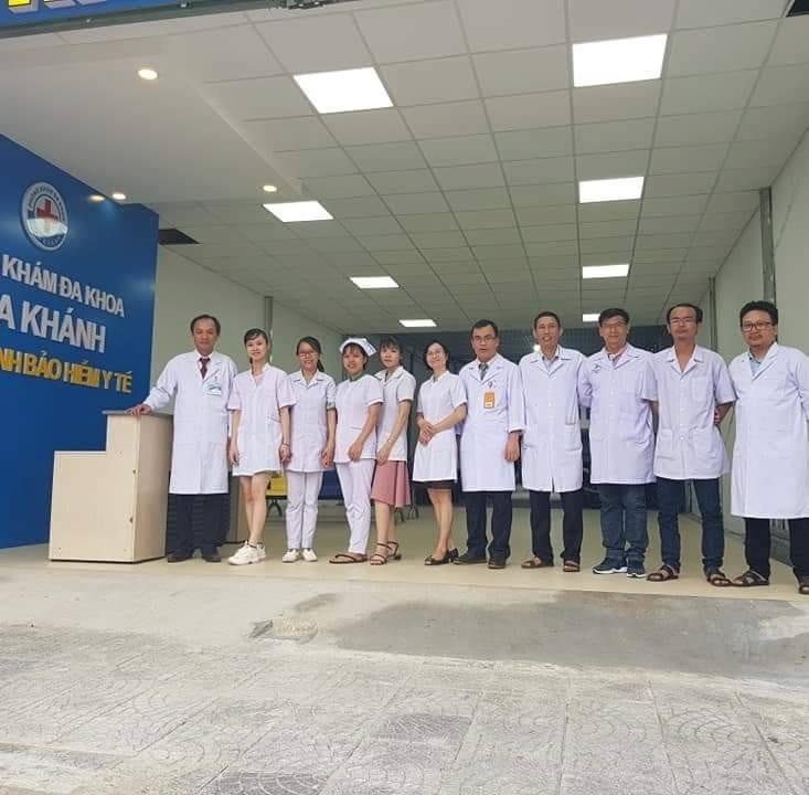 Phòng khám đa khoa Hòa Khánh