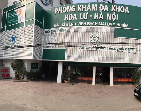 Phòng Khám Đa Khoa Hoa Lư - Hà Nội