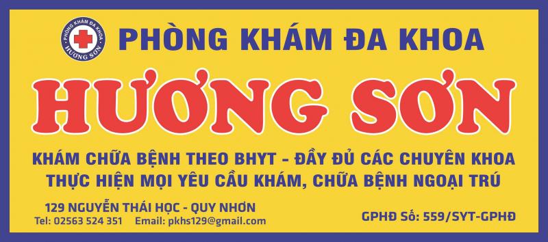 Phòng khám đa khoa Hương Sơn