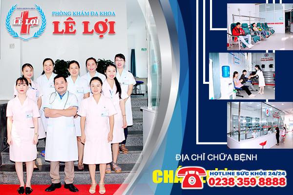 Top 6 Phòng khám đa khoa uy tín nhất TP. Vinh, Nghệ An