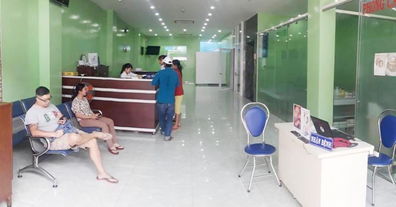 Phòng khám Đa khoa Meccare