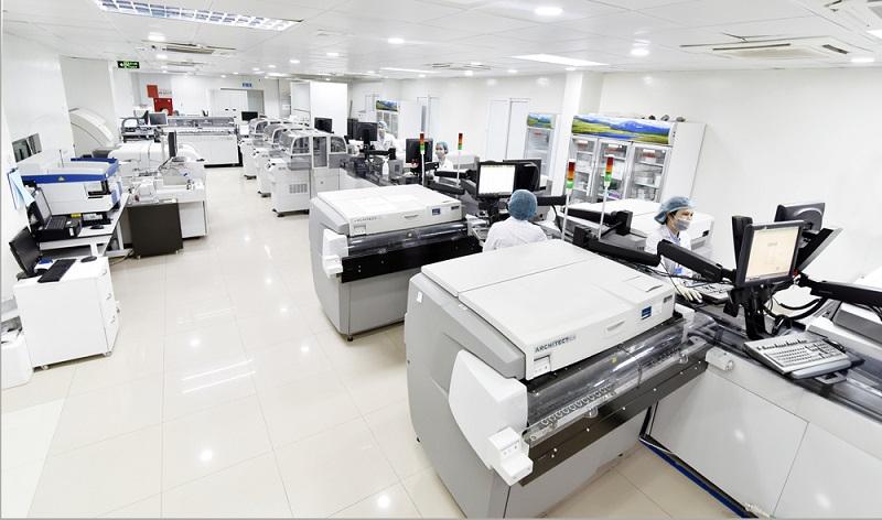 Phòng khám Đa khoa MEDLATEC