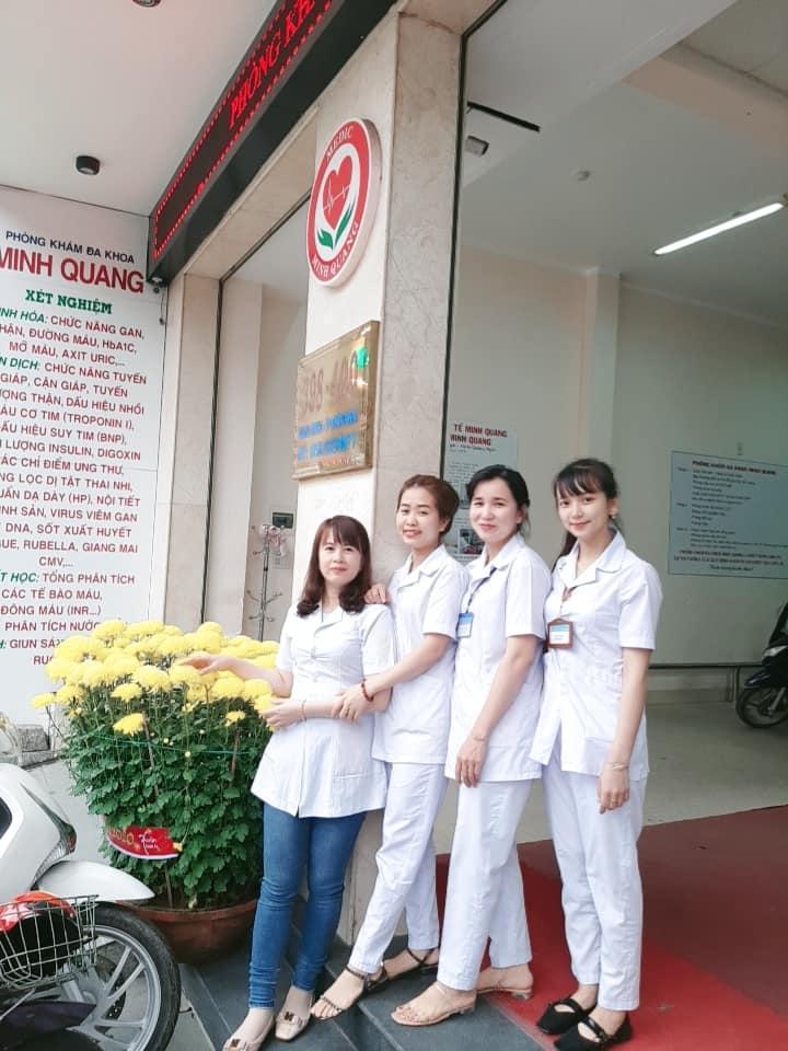 Phòng Khám Đa khoa Minh Quang