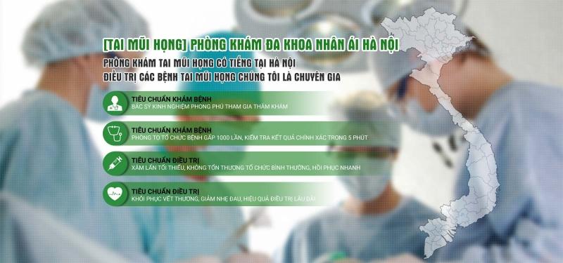 Phòng khám đa khoa Nhân Ái