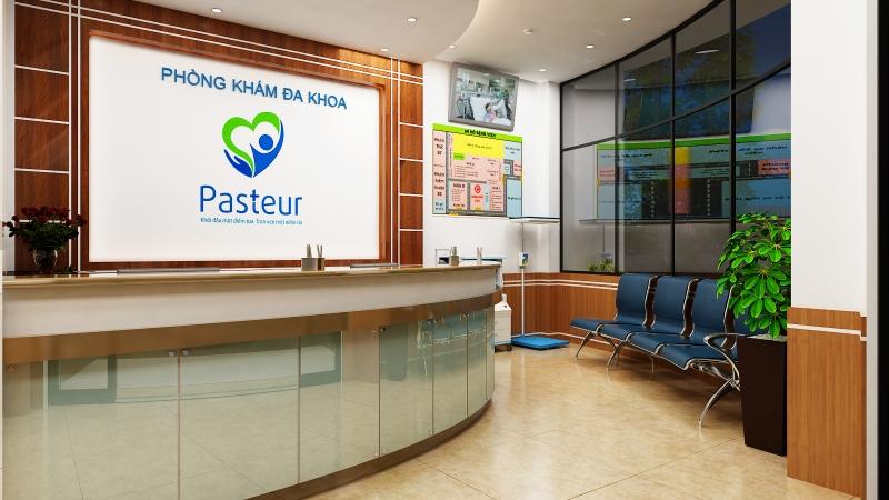 Hình ảnh phòng khám Đa khoa Pasteur Đà Nẵng.