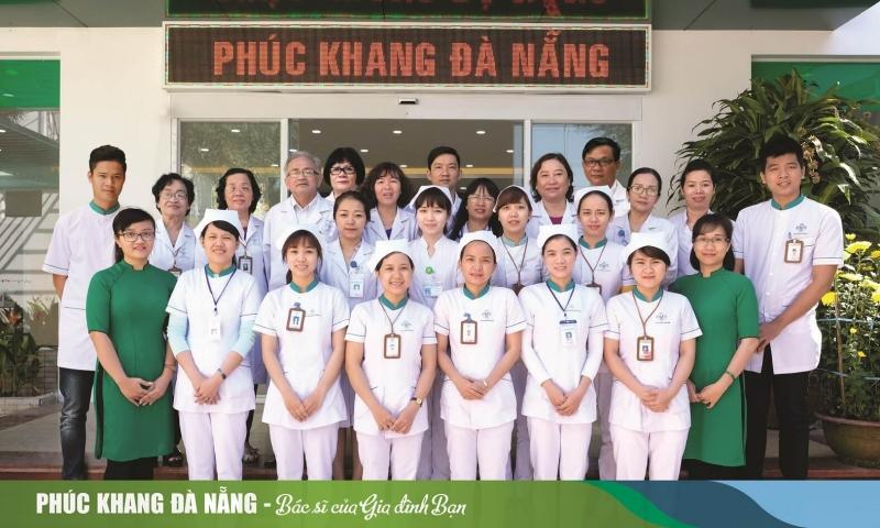 Hình ảnh Phòng khám đa khoa Phúc Khang Đà Nẵng.