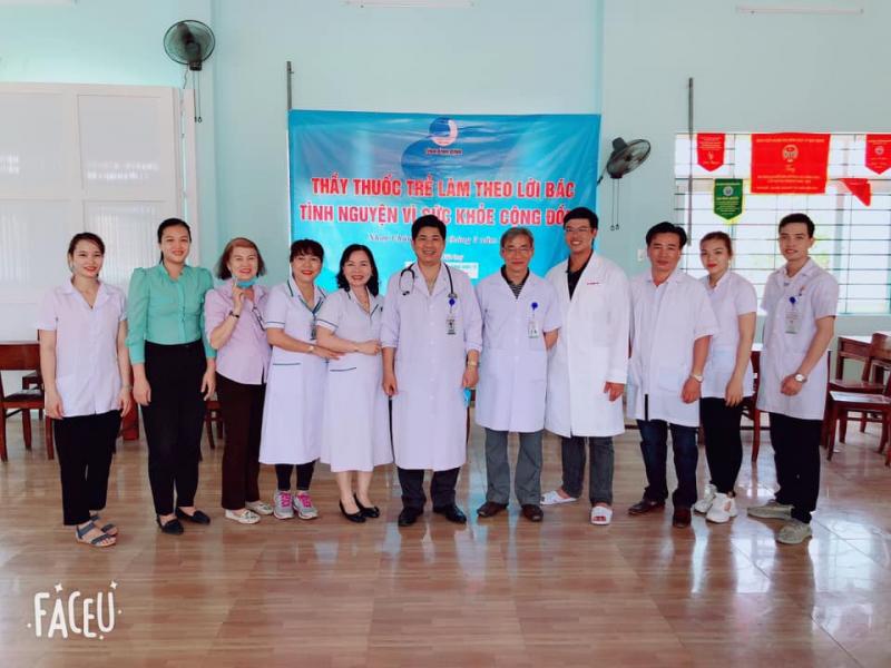 Phòng khám đa khoa quốc tế Thu Phúc