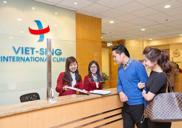 Phòng khám Đa khoa Quốc tế Viet-Sing