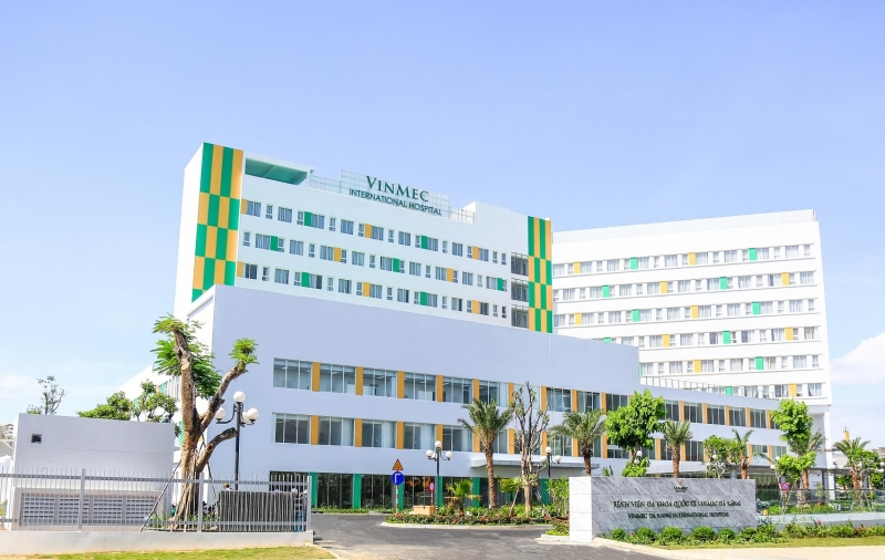 Hình ảnh bệnh viện đa khoa quốc tế Vinmec.