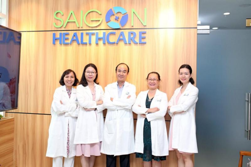 Phòng khám Đa khoa Saigon Healthcare