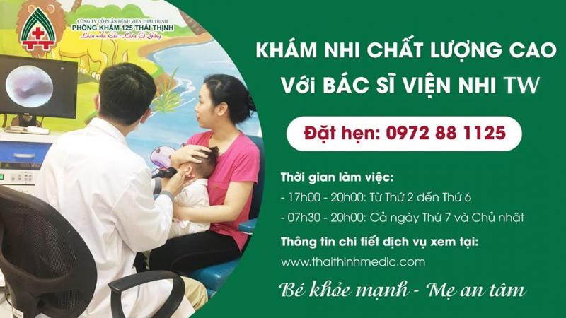 Phòng khám đa khoa Thái Thịnh