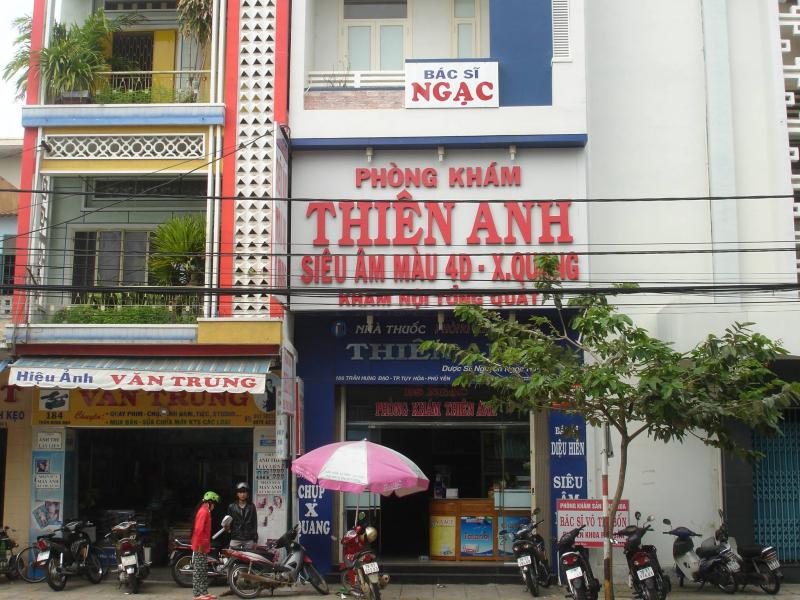 Phòng khám đa khoa Thiên Anh