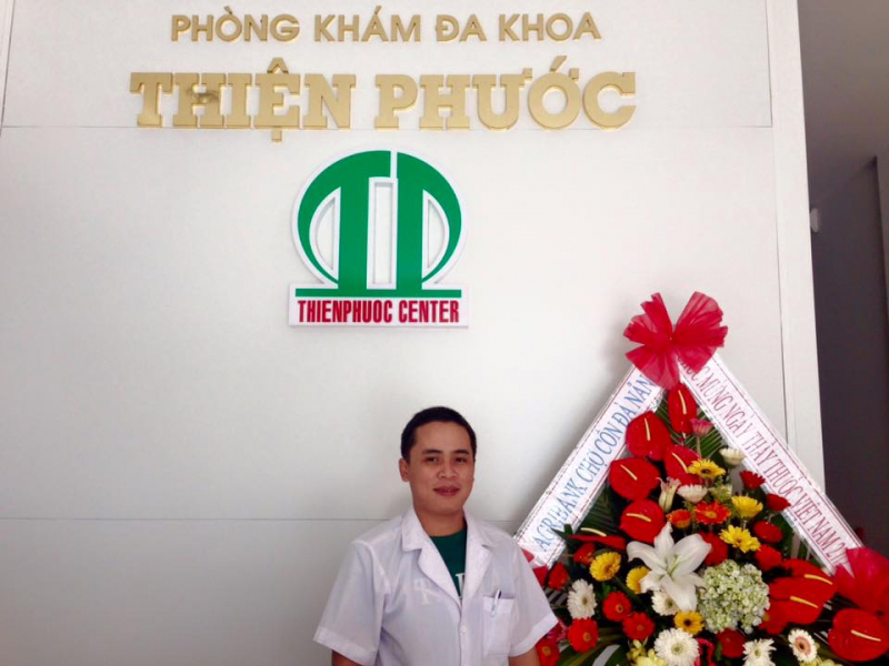 Phòng khám đa khoa Thiện Phước