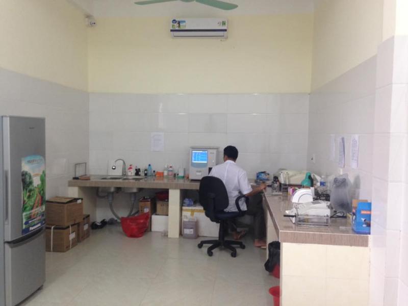 Phòng khám đa khoa Thiện Tâm An