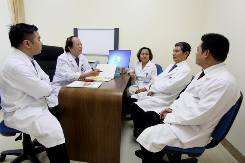 Các bác sĩ phụ trách tại phòng khám Tâm Anh