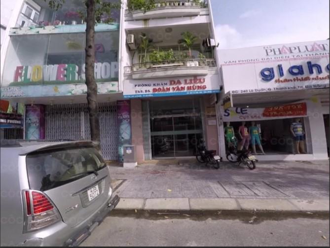 Phòng khám da liễu Bs Đoàn Văn Hùng