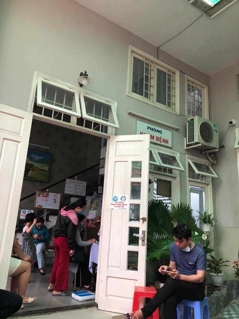 Phòng khám da liễu Bs Hà Nguyên Hào