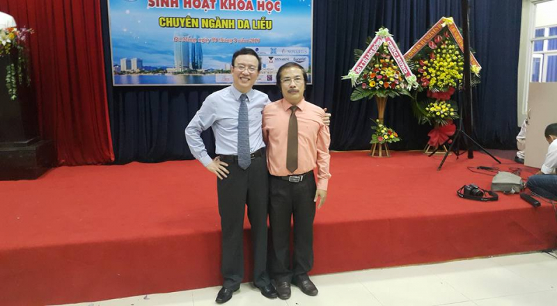 Phòng khám da liễu Bs Nguyễn Đức Tiến