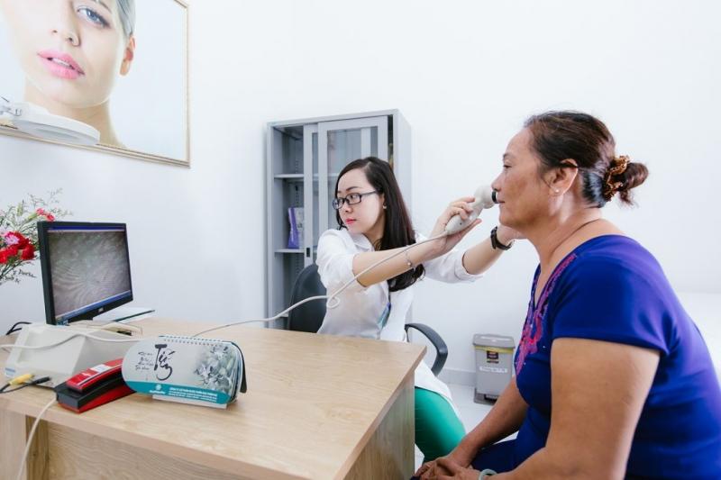 Phòng khám da liễu Bs Nguyễn Thị Thọ