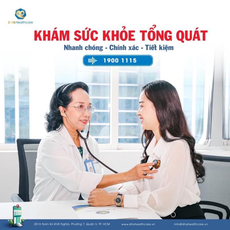 Phòng khám DHA Healthcare