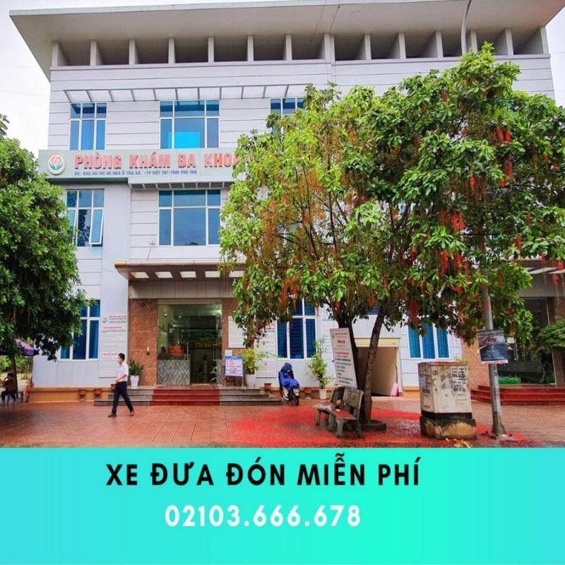 Phòng Khám ĐK Việt Đức - Việt Trì