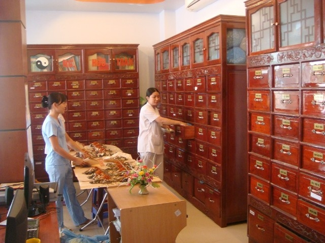 Phòng khám Đông y chùa Hưng Thắng Tự