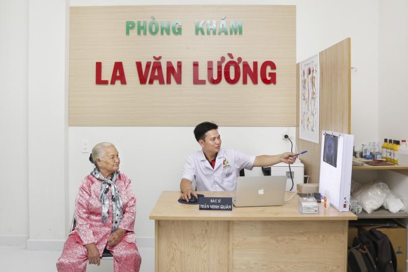 Phòng khám đông y La Văn Lường
