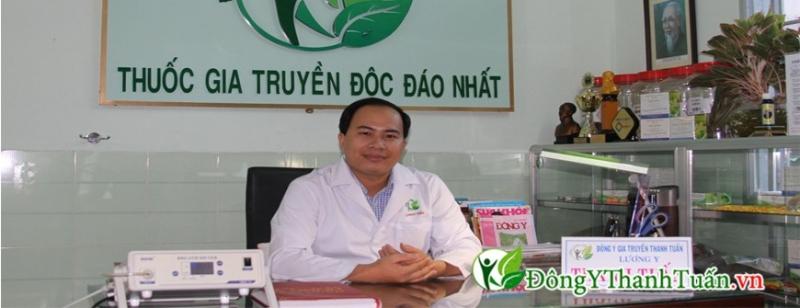 Phòng khám Đông y Thanh Tuấn