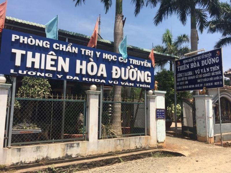 Phòng khám Đông y Thiên Hòa Đường