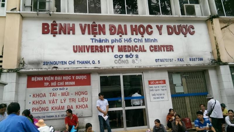 Bệnh viện Đại học Y dược cơ sở 2