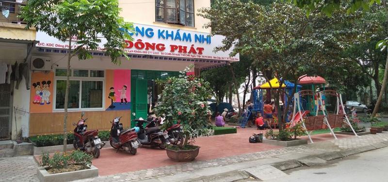 Phòng Khám Nhi Đông Phát