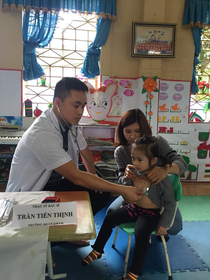 Phòng khám Nhi khoa An Thịnh Thái Nguyên