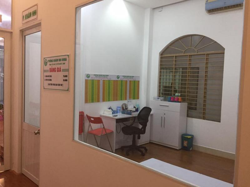 Phòng khám Nhi Khoa:Ths.BS.Vũ Quốc Ánh-Nhà thuốc Quốc Anh