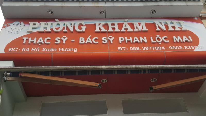 Phòng Khám Nội Nhi ( BS Phan Lộc Mai)