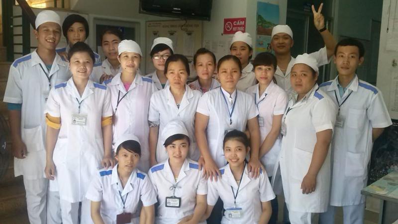 Đội ngũ bác sĩ tại Phòng Khám Nội Nhi ( BS Phan Lộc Mai)