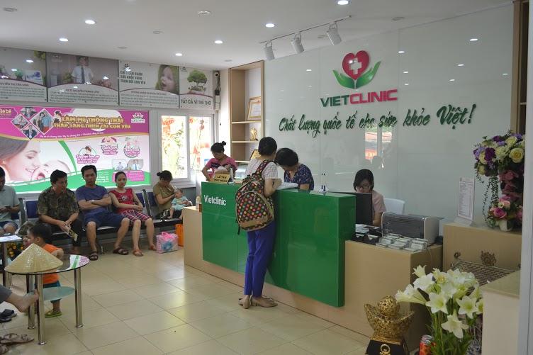 Phòng khám phụ khoa tư nhân ở Hà Nội – Đa khoa Vietclinic