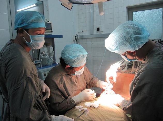 Phòng khám Răng hàm mặt - BS. PHẠM TÂN HOÀNG VIỆT