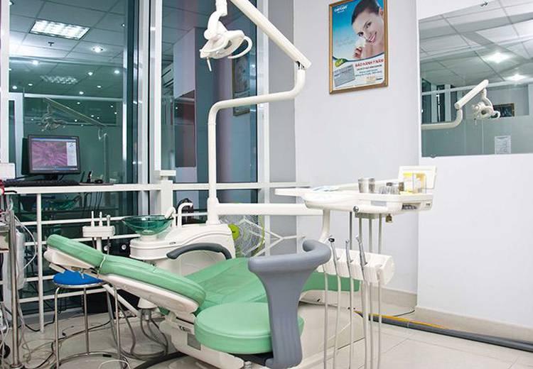 Phòng khám Răng hàm mặt – BS. NGUYỄN THỊ KIM YẾN