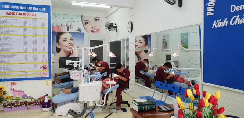 Phòng khám Răng Hàm Mặt Hà Nội