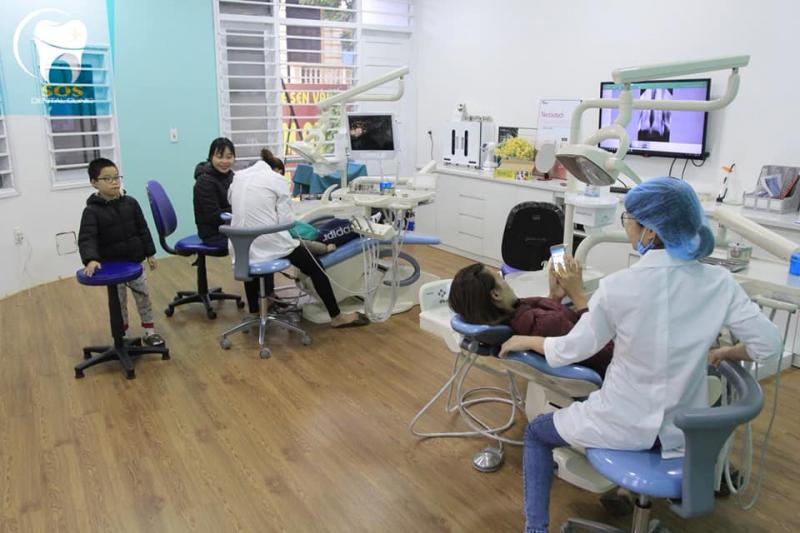 Phòng khám răng - hàm - mặt SOS