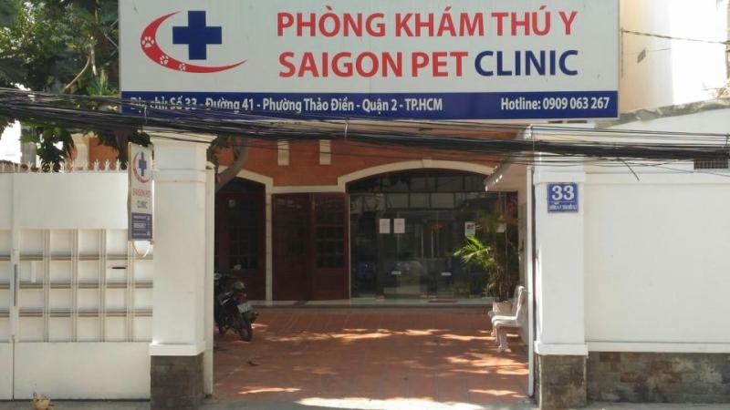 Phòng khám Saigon Pet