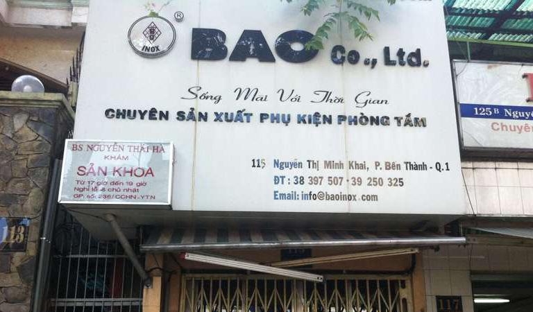 Phòng khám Bác sĩ Nguyễn Thái Hà - Địa chỉ tin cậy của chị em