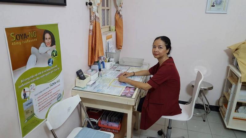 Phòng khám sản phụ khoa Bác sĩ Thư